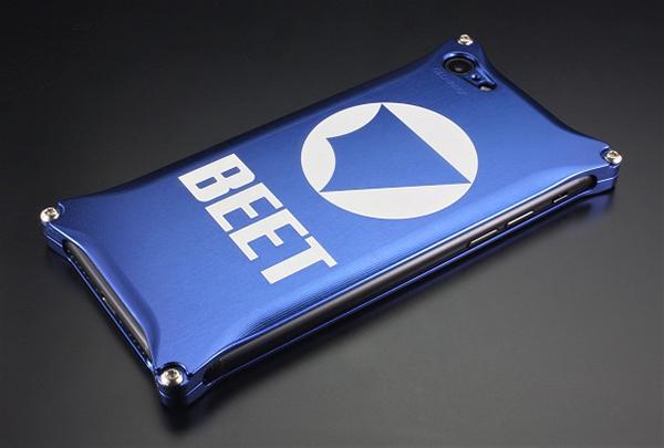 iPhone7Plus 用 ブルー BEET(ビート)