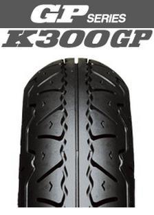 ダンロップタイヤ(DUNLOP)GP series K300GP(リア) 120/90-18 MC 65V チューブレス