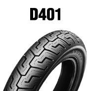 ダンロップタイヤ(DUNLOP)D401F(フロント)100/90-19 MC 57H チューブレス