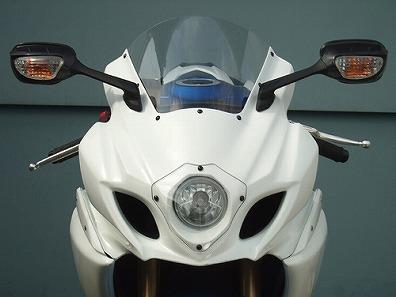 GSX-R1000(09年~) ストリートフルカウル ノーマル触媒対応 CLEVER WOLF RACING(クレバーウルフレーシング)