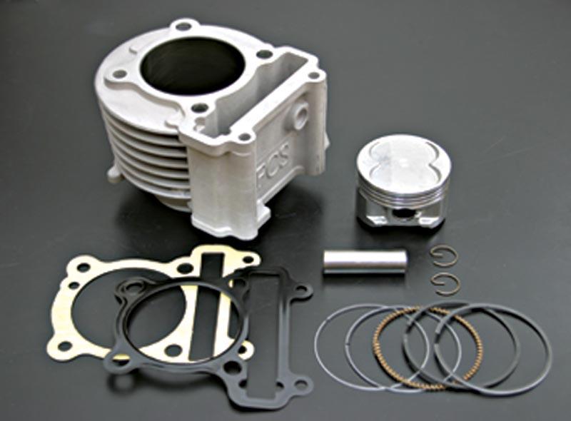 シグナスX(CYGNUS-X)FI車(国内) メガトン156ボアアップキット chameleon(カメレオンファクトリー)