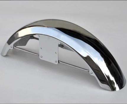 スポーツフェンダー フロント クロームメッキ CB1100 CHIC DESIGN(シックデザイン)