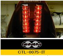 インテグレート・テールライト(ウィンカー内蔵式) CLEAR ALTERNATIVES(クリアオルタナティブ) SV1000・S