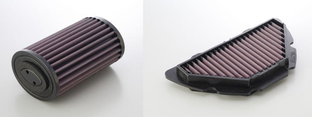 CBR600RR(07~12年)/ABS(09~12年) モトフィルター DNA(ディーエヌエー)