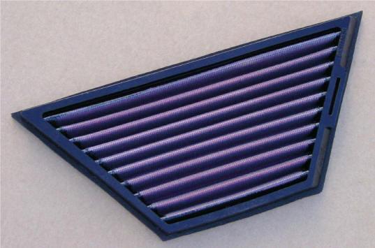 ZZR1400 モトフィルター DNA(ディーエヌエー)