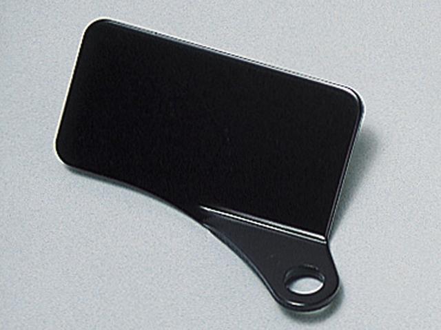 デジタルメーター取付ステー ブラックアルマイト仕上げ 右側 DAYTONA 特価品コーナー☆ ランキングTOP5 デイトナ