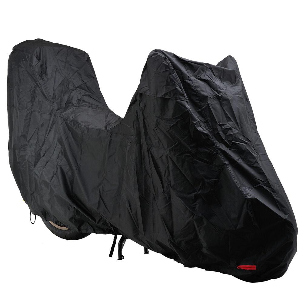 ブラックカバー ウォーターレジスタント ライト トップケース装着車用 オフロード DAYTONA(デイトナ)