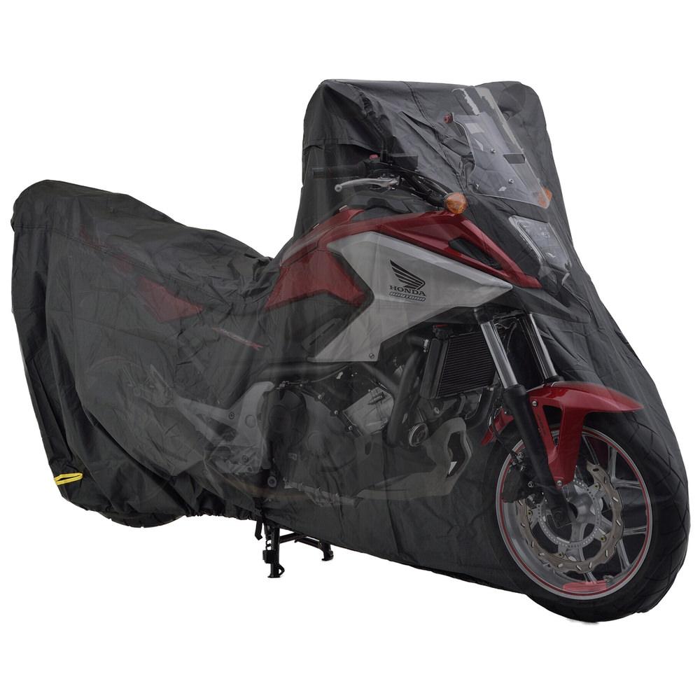 バイク用カバー ブラックカバー ウォーターレジスタント ライト アドベンチャー専用 BOX未装着タイプ DAYTONA(デイトナ)