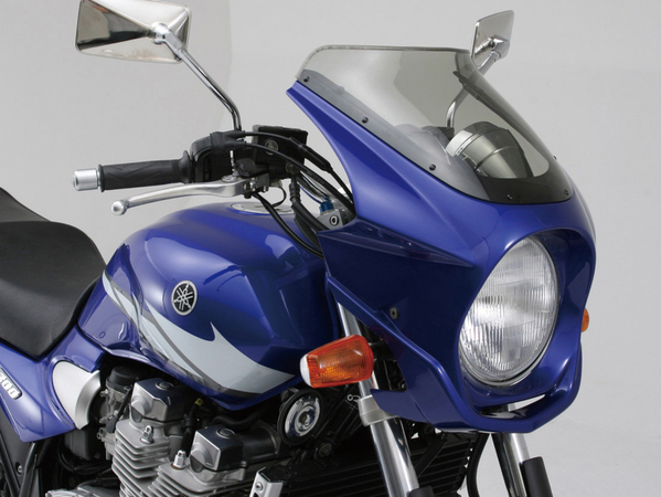 XJR1300(99~05年 5EA/5UX) ARブレーカー(ビキニカウル)塗装済みタイプ(0564) DAYTONA(デイトナ)