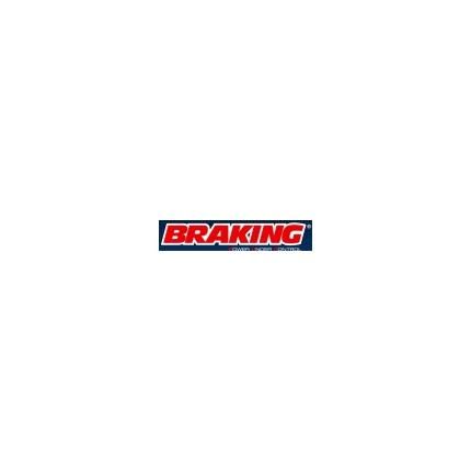 XJ400 ウェーブディスクローター YA09RID リア BRAKING(ブレーキング)