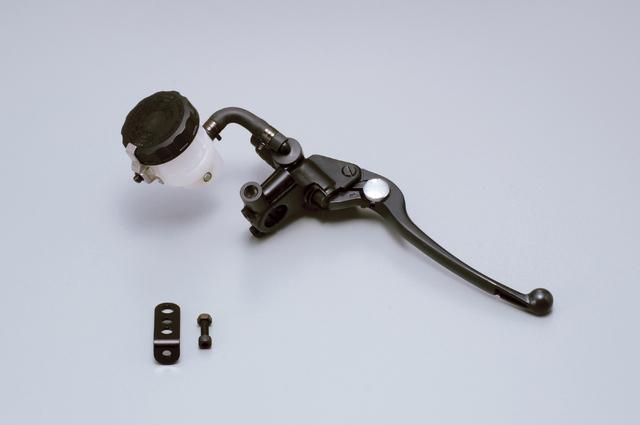 NC700S(12~13年) NISSIN ブレーキマスターシリンダーキット 横型/タンク別体式 本体色ブラック/レバーブラック DAYTONA(デイトナ)