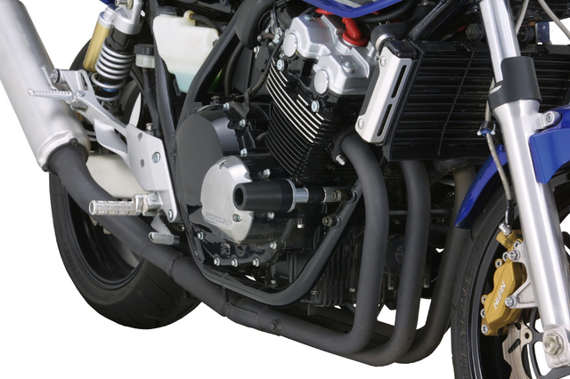 CB400SF Spec-1/2/3/Revo(99~13年) エンジンプロテクター 左右セット DAYTONA(デイトナ)