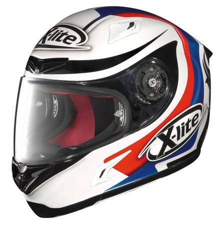 NOLAN X-lite X-802R バドビニ ホワイト・Lサイズ フルフェイスヘルメット NOLAN(ノーラン)