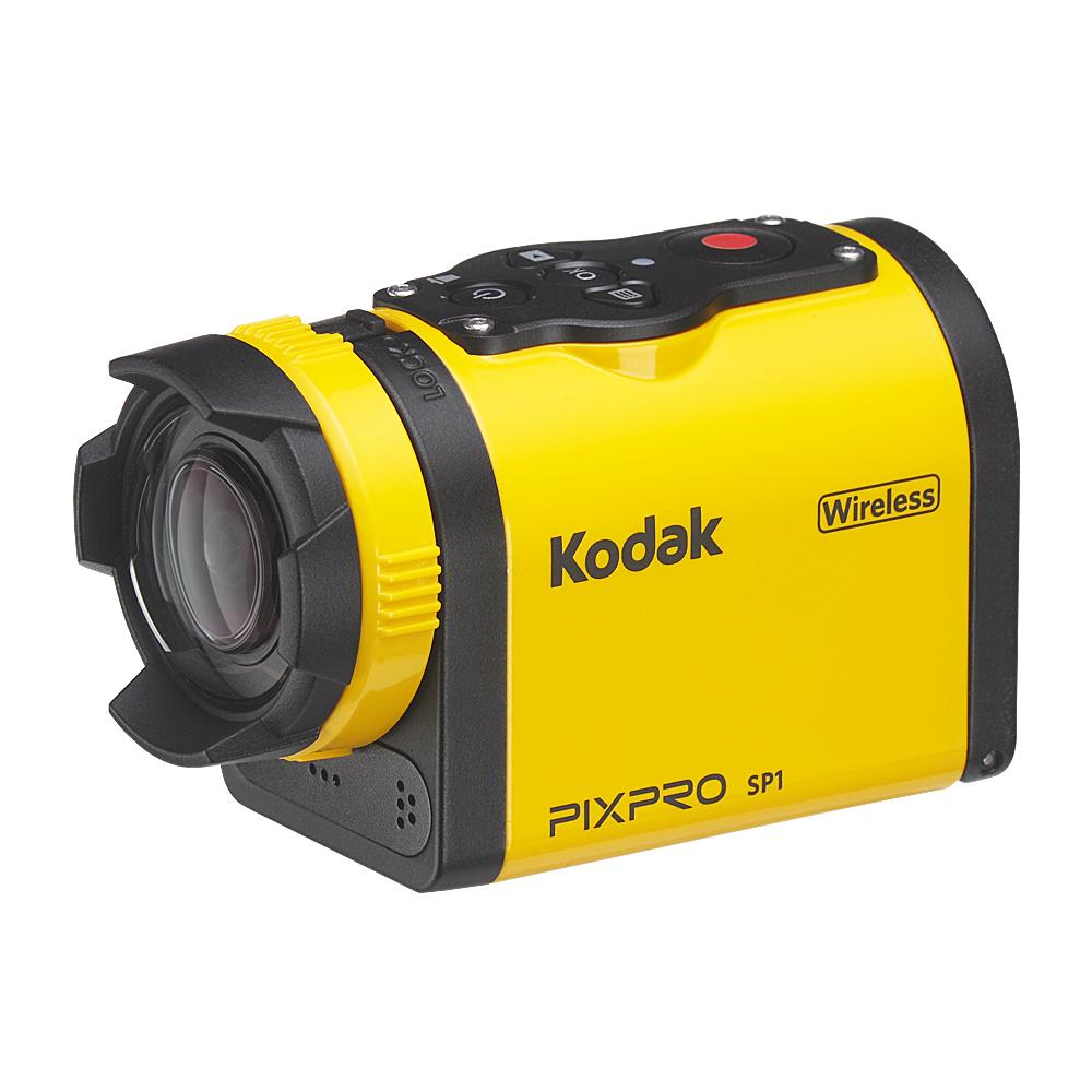KODAK(コダック)PIXPRO アクションカメラSP1 フルアクセサリーキット DAYTONA(デイトナ)