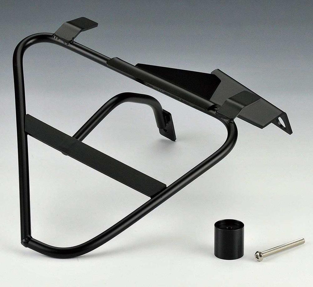 BMW R nineT サドルバッグサポート ブラック DEGNER(デグナー)