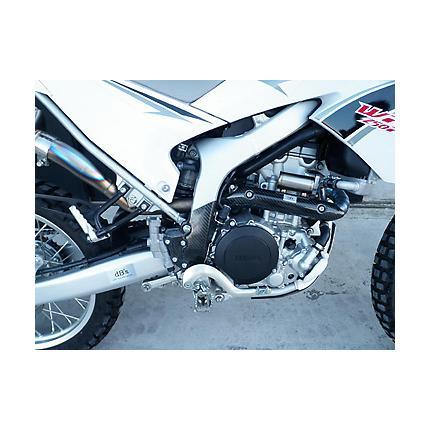 WR250X ドライカーボンフレームガードR dBs(ディービーズ)