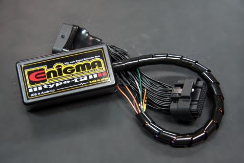 マジェスティS(MAJESTY) ENIGMA インジェクションコントロールサブコン type PRTF Bluetooth接続 リプレイサー内蔵モデル DiLTS(ディルツ ジャパン)