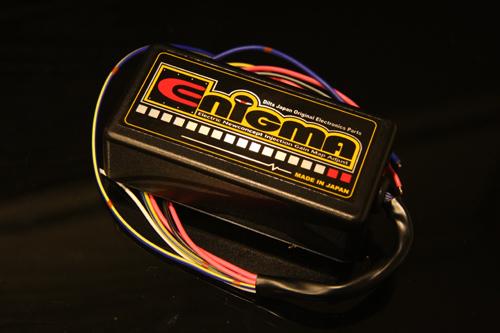APE50(エイプ)FI車 ENIGMA(インジェクションコントロールサブコン)Bluetooth LE/iOS版 DiLTS(ディルツ ジャパン)