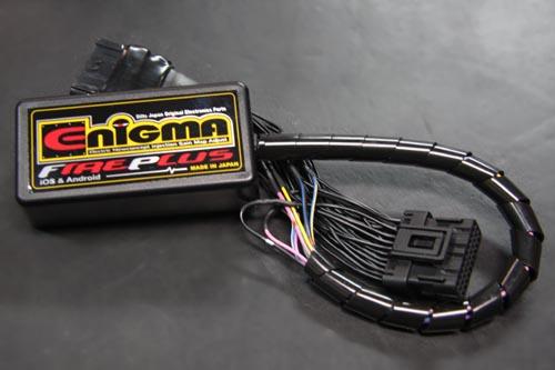 モンキー(MONKEY)FI車 ENIGMA(エニグマ) FirePlus type RTF カプラーオンモデル DiLTS(ディルツ ジャパン)