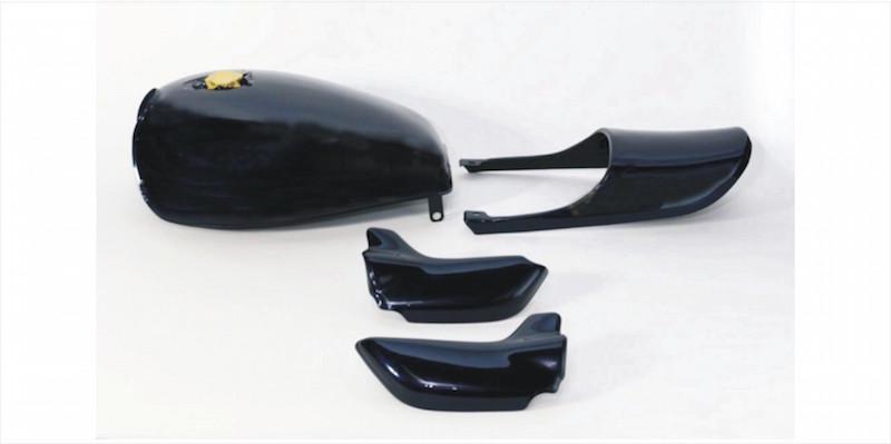 【超お買い得!】 ゼファー750(ZEPHYR) ソリッドブラック ソリッドブラック Z2タイプ 塗装済みスチールタンクセット Collection) Z2キャップ仕様 Z2タイプ ドレミコレクション(Doremi Collection), ヤメシ:3d2ccac9 --- asthafoundationtrust.in
