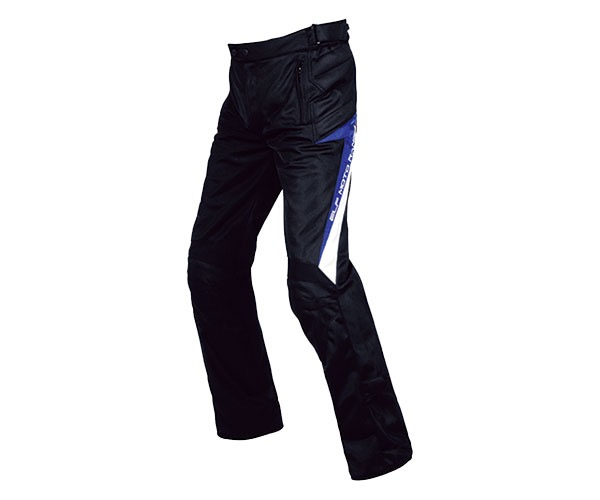 EMP-8221 メッシュパンツ ブルー LLサイズ elf(エルフ)