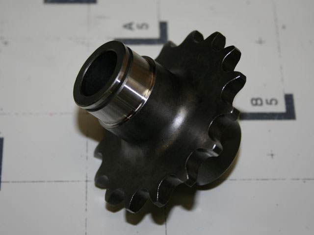 フロントオフセットスプロケット20mm 16丁 Gクラフト(G-CRAFT)
