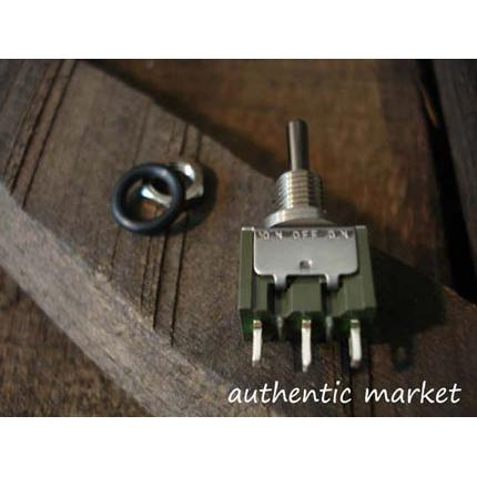 ON-OFF-ON 数量限定 防水トグルスイッチ AUTHENTIC MARKET 通販 激安 オーセンティックマーケット