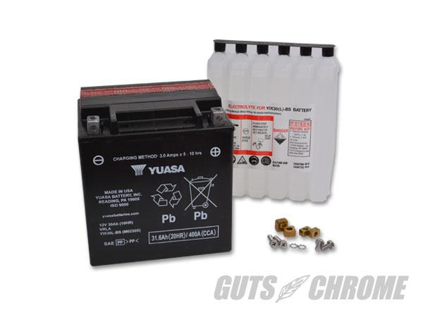 ユアサバッテリー YIX30L-BS YIX30L-BS YUASA YUASA USA USA, ネットオフ ブランド専門館:32b562dc --- sunward.msk.ru