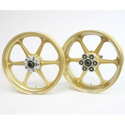 CB1300SF ABS(03~13年)CB1300SB ABS(05~13年) アルミ鍛造ホイールTYPE-N 3.50-17(フロント)ゴールド GALE SPEED(ゲイルスピード)