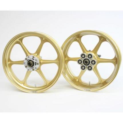 CB1300SF ABS(03~13年)CB1300SB ABS(05~13年) アルミ鍛造ホイールTYPE-N 6.00-17(リア)ゴールド GALE SPEED(ゲイルスピード)