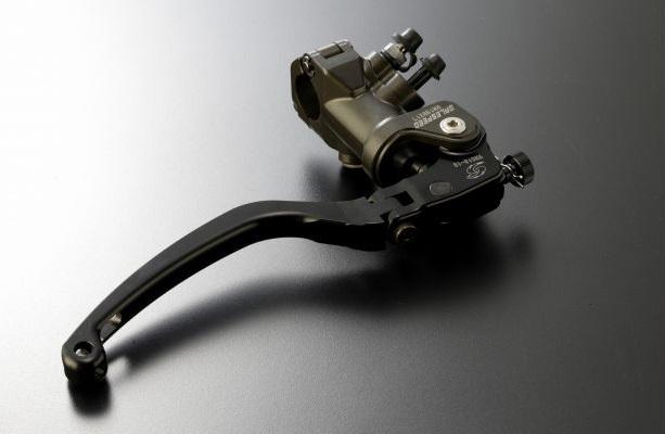 RM ブレーキマスター Φ17.5×17mm (逆ネジミラーホルダークランプ/ショートレバー) GALE SPEED(ゲイルスピード)
