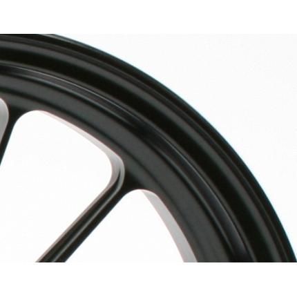 TYPE-S(アルミニウム)鍛造ホイール 半ツヤブラック R600-17 GALE SPEED(ゲイルスピード) BMW S1000RR