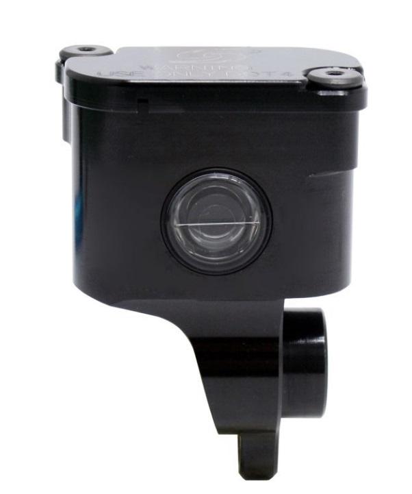 リア ブレーキマスター用 削り リザーバタンク 90°ブラック GALE SPEED(ゲイルスピード)