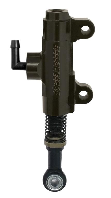 リア ブレーキマスター Φ12ロッドエンド(M6)ブラウン 取付ピッチ(49mm 4mmオフセット) GALE SPEED(ゲイルスピード)