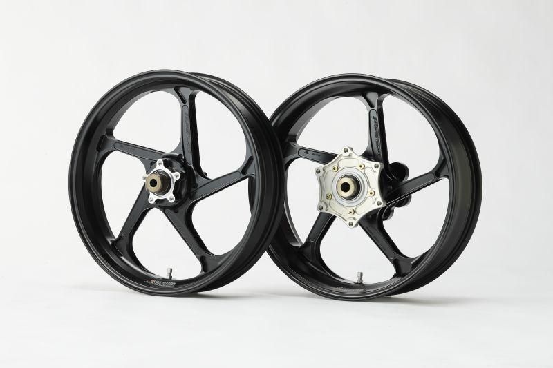 CBR250RR/(ABS)17年 アルミ鍛造ホイール TYPE-GP1S R 400-17 半ツヤブラック GALE SPEED(ゲイルスピード)