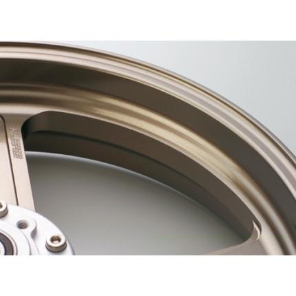 TYPE-C(アルミニウム)鍛造ホイール ブロンズ R600-17 GALE SPEED(ゲイルスピード) V-MAX1200