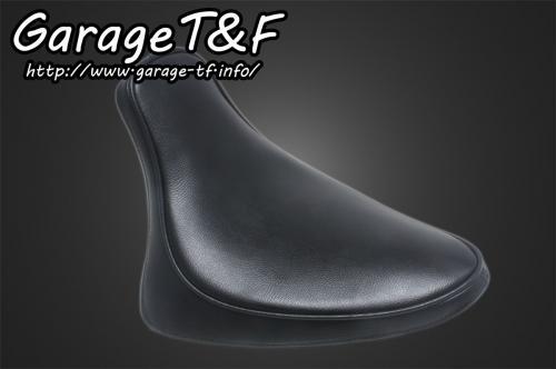 ドラッグスター400/クラシック フラットフェンダー専用スムースシングルシート ガレージT&F