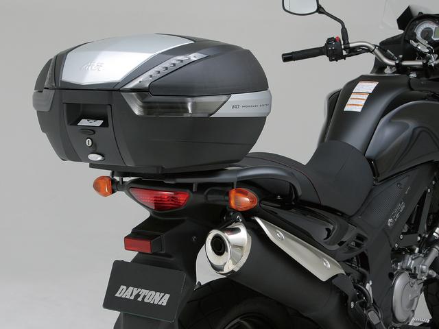 V-STROM650XT ABS スペシャルラックSR3101 GIVI(ジビ)