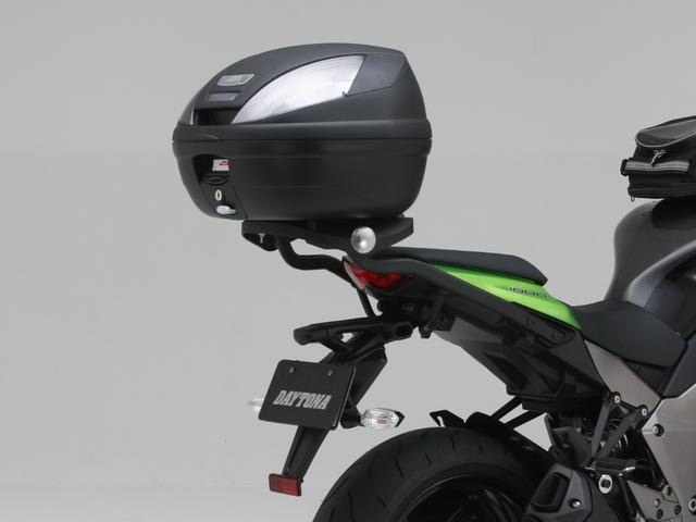 Ninja1000(ニンジャ)/Z1000SX(11~13年) モノラック用フィッテング4100FZ GIVI(ジビ)