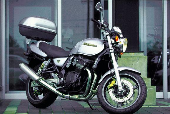 イナズマ400(98~00年) モノラック用フィッティング517F GIVI(ジビ)