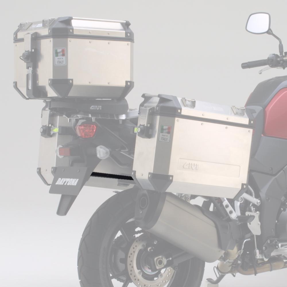 V-STROM1000(14年) OBKサイドバッグ用パニアホルダー PL3105CAM GIVI(ジビ)
