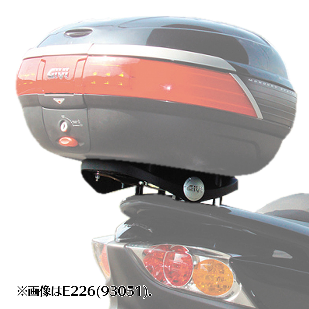 フォルツァ(FORZA)MF10 E226M キャリア スペシャルキャリア GIVI(ジビ)