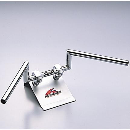 グラストラッカー/ビッグボーイ(09~12年 FI車) 100ロボット1型 ハンドル HURRICANE(ハリケーン)