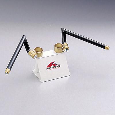 イナズマ1200(INAZUMA) セパレートハンドル タイプ1 ゴールド HURRICANE(ハリケーン)
