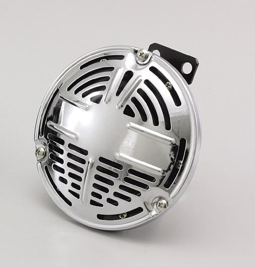 マグナ250/S(V-TWIN MAGNA) クラシックホーン 専用ステー付 ボルトオンキット HURRICANE(ハリケーン)