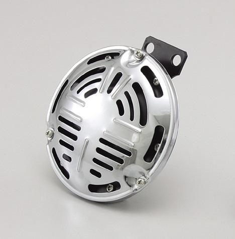 バルカン800/ドリフター(VULCAN) ミニクラシックホーン 専用ステー付 ボルトオンキット HURRICANE(ハリケーン)