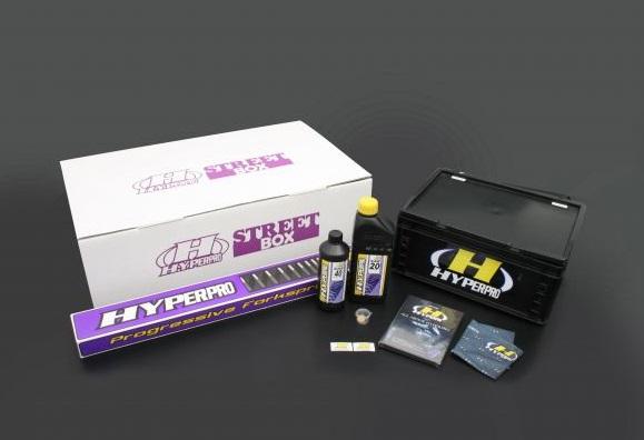 KATANA(刀)19年 ストリートBOX モノショック 460 エマルジョン HPA付 ハイパープロ(HYPER PRO)