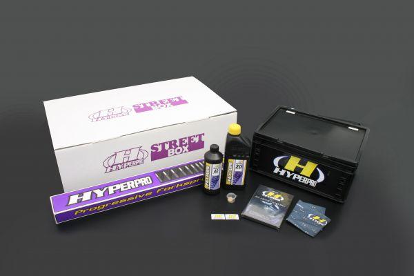 DYNA FXD(95~05年) ストリートボックス (ツインショック) 367 ピギーバックボディ ハイパープロ(HYPER PRO)