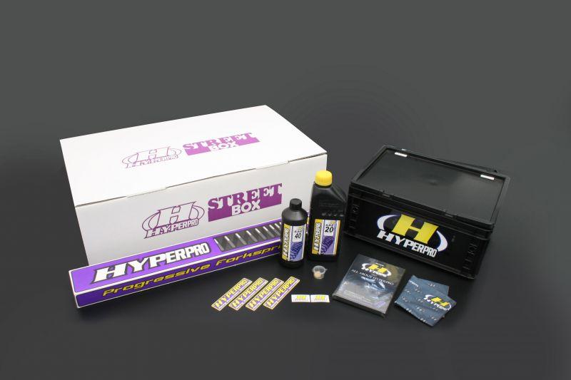 ZZR1100D(93~01年) ストリートボックス モノショック 461 独立リザーバーボディー ハイパープロ(HYPER PRO)