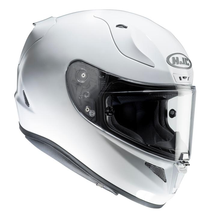 HJH103 RPHA 11 ソリッド オフロードヘルメット パールホワイト M(57-58)サイズ HJC